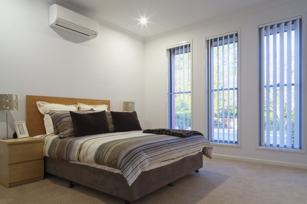 Ducted or Split Air Conditioning System