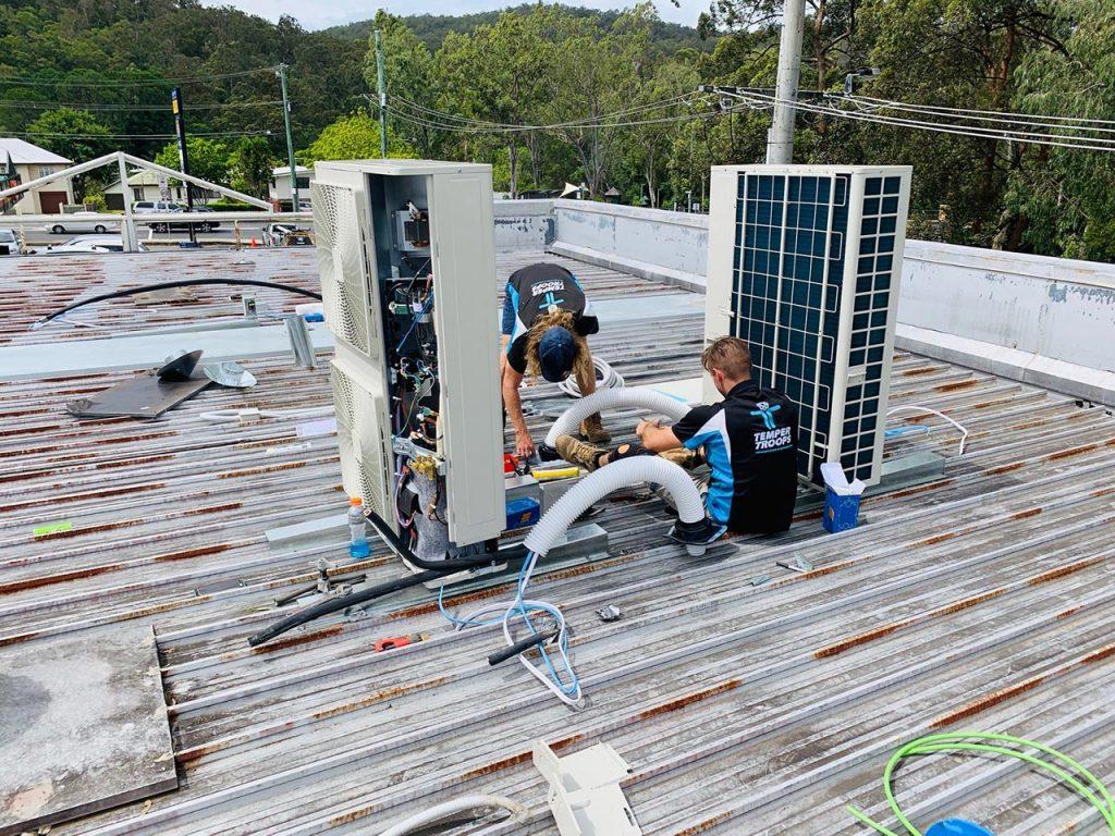 air conditioning repairs brisbane
