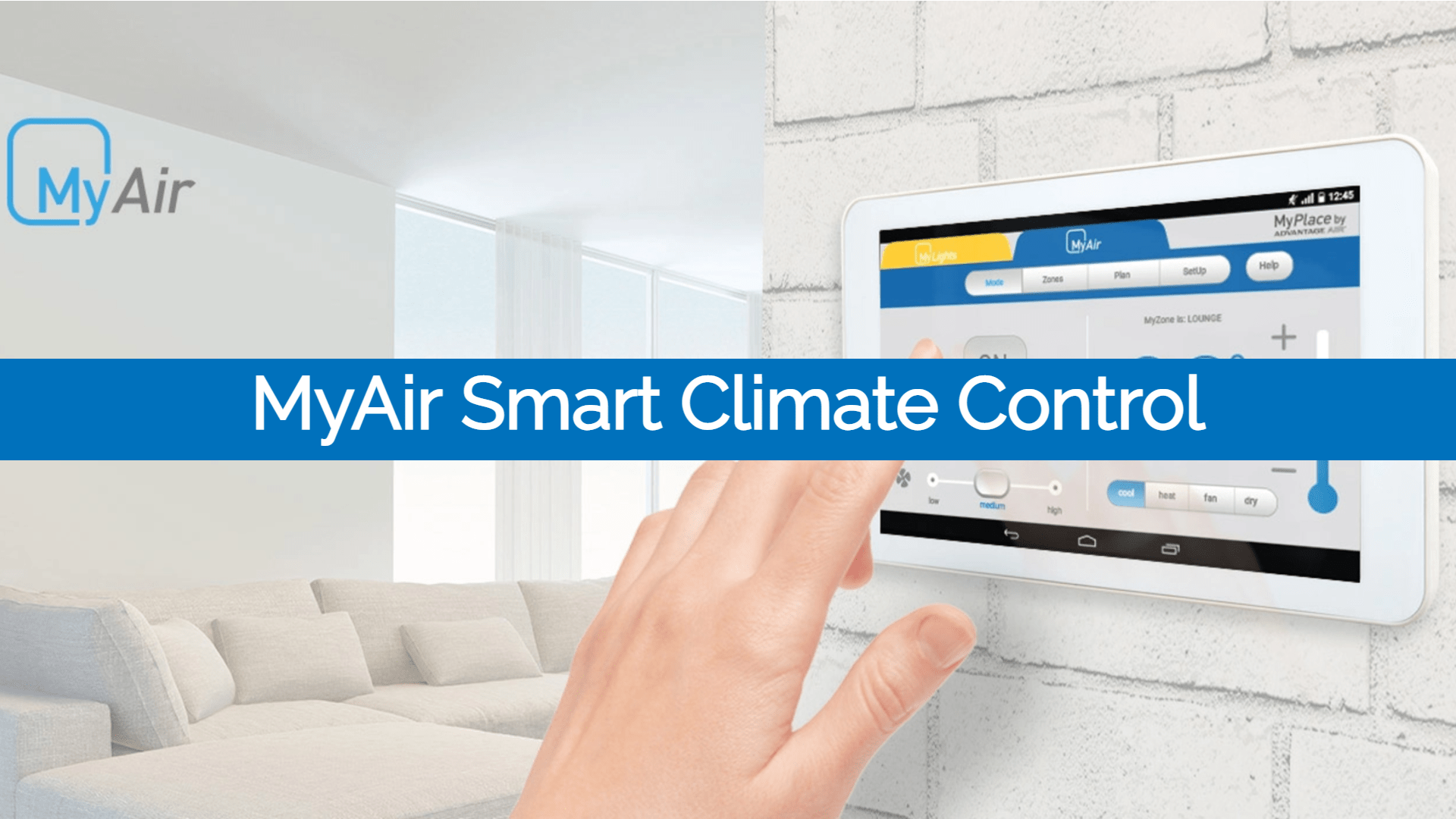 myair air conditioner brisbane