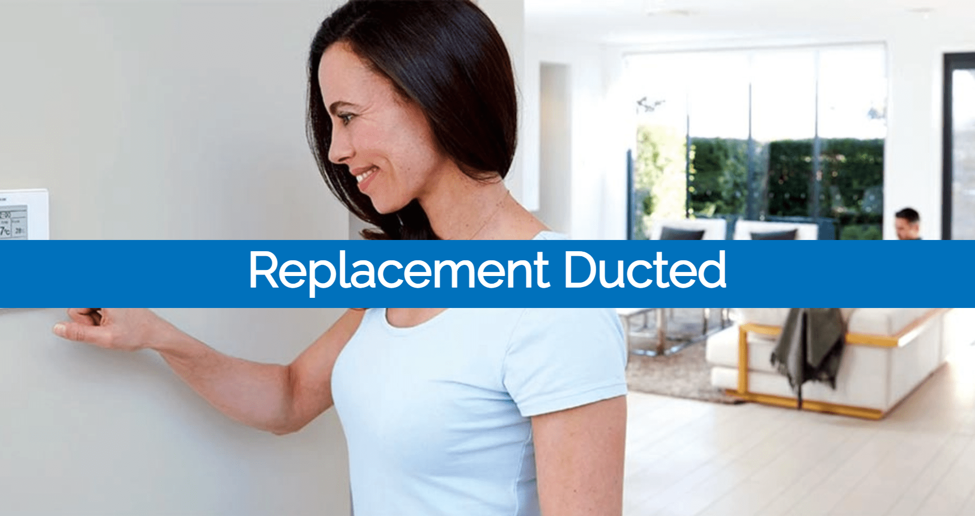replace ducted air conditioning north brisbane northside