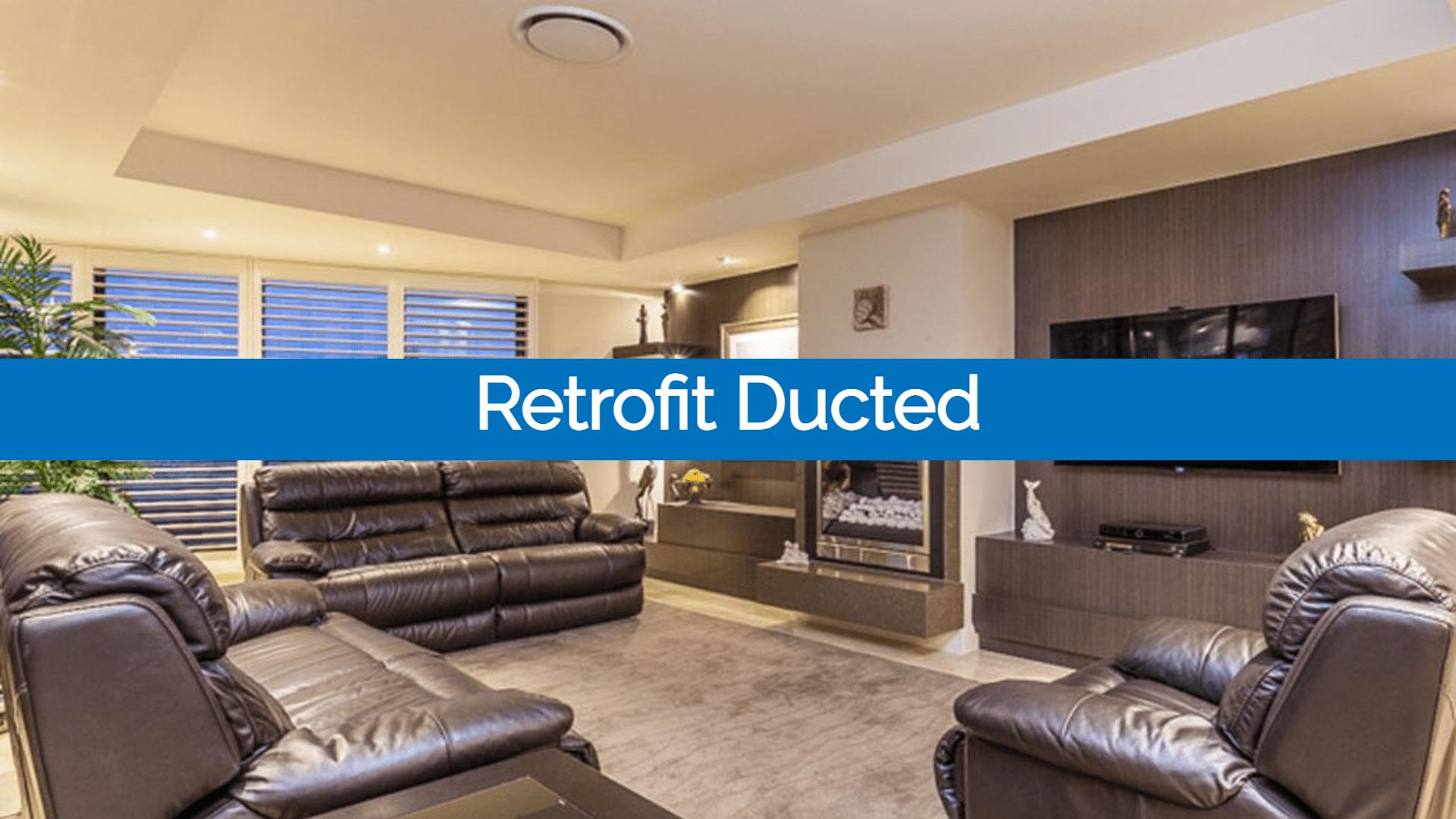 retrofit ducted air conditioner north brisbane