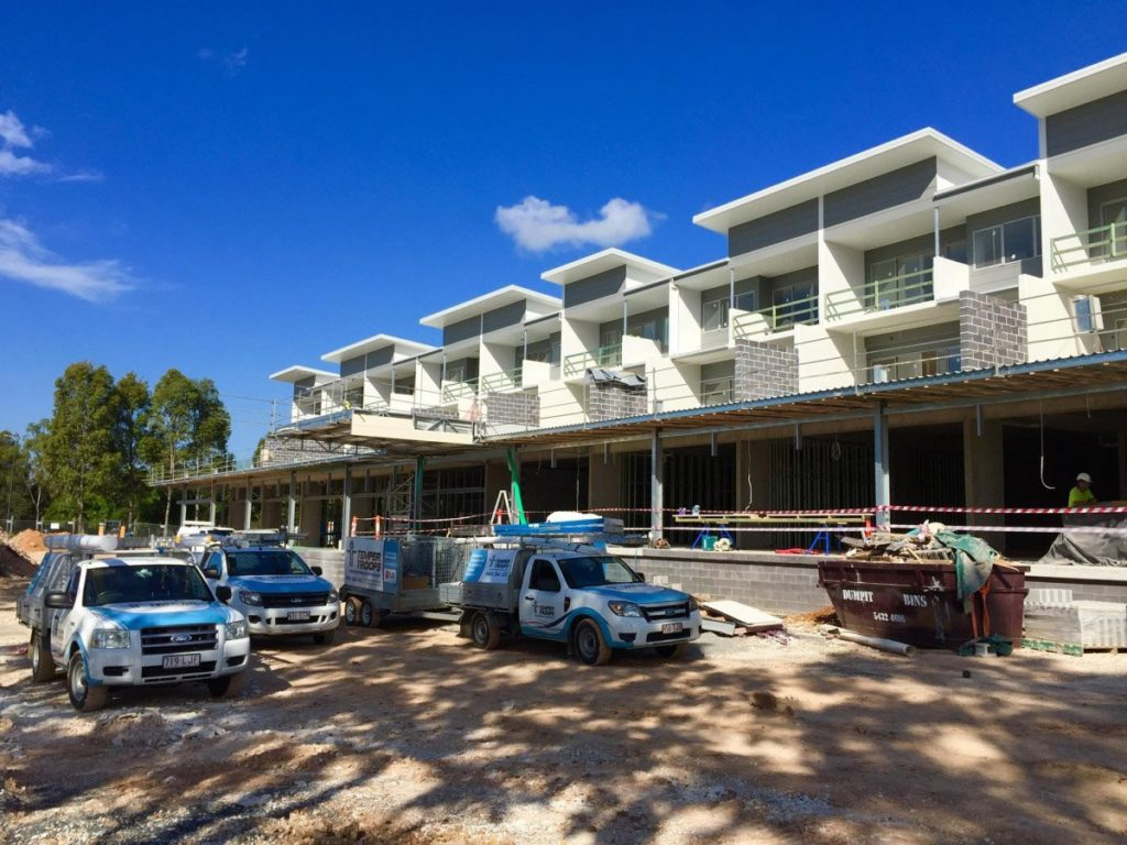 commercial air conditioning service brisbane