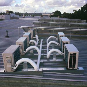 Air Con Outdoor Doveston