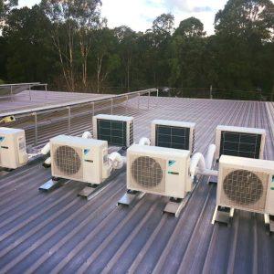 Air Conditioning Outdoor Doveston