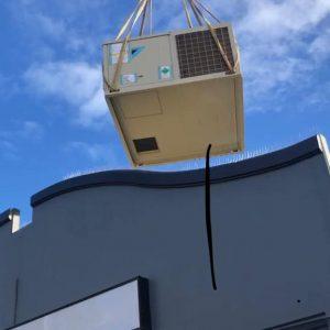 Air Conditioner Installation The Gap
