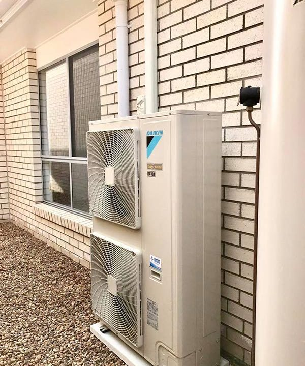 Ducted Air Conditioning Narangba