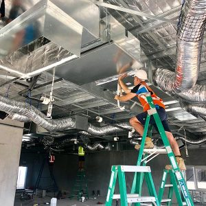 Air Conditioning at OPORTOS