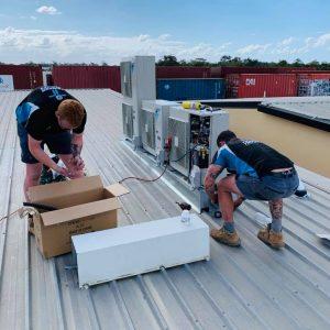 Air Conditioner Installation Brewers
