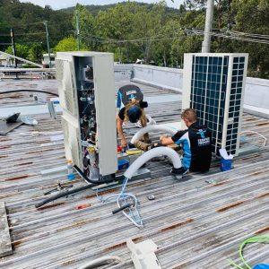 air conditioning repairs Sunshine Coast